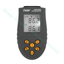 TASI-8620 Portable K TYPE Thermocouple Probe Thermometers Digital Thermometer Temperature Measurement meter -50 ~1350 C