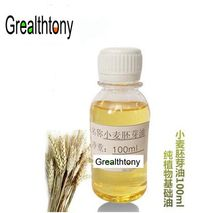 Free shipping Wheat germ oil   Wheat germ oil base Massage Oil 200ml pure natural DIY handmade soap material