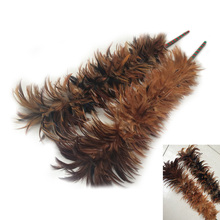 1PCS Anti-static Chicken Feather Dust Removal Brush Household Cleaning Tool For Car Fan Furniture Dust Cleane 72cm Random Color(China)