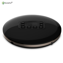 Mini CD player Portable Display CD Walkman Play Disk of CD-R/CD-RW/MP3 Sound Effects Include Flat/BBS/Pop/Jazz/Rock/classic mp3(China)