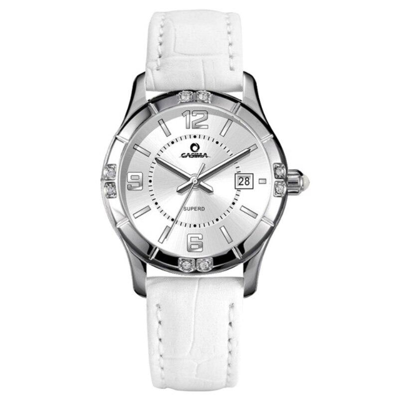 Luxury Brand Watches Women Fashion Casual Beauty Fancy Ladies Quartz Wrist watch Waterproof 50 M Leather Strap Reloj Mujer<br>