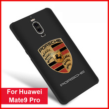 For Huawei Mate 9 Pro case, 3D cartoon custom-made painted back cover case for huawei mate9 pro/mate9pro Customized case(China)