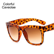 Colorful Caveolae Brand Name Women Sunglasses Classic Fashion Woman Glasses Retro Square Frame Unisex Sun Glasses