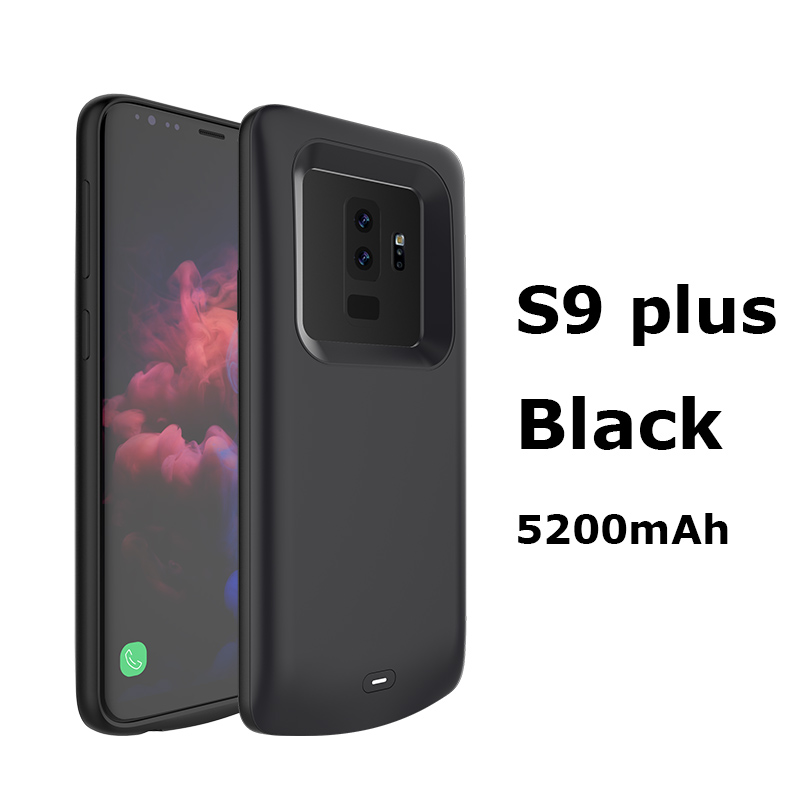 S9 plus Black
