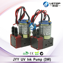 allwin uv flat printer ink pump 24v small uv ink pump (flow : 100 ml-200 ml/min)