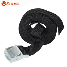 8 Meters Car Roof Box Luggage Racks Lashing Strap Motorcycle Cargo Tie Down Rope Straps For Outdoor Camping Canoes and Kayaks(China)