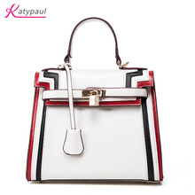 2017 Famous Brand Women Shoulder Bag Female HandBags Crossbody Bag For Women Leather Bags White Ladies Office Portable Tote Bags