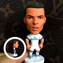 Soccer figure football player stars RM C Ronaldo 16-17  Movable joints resin model toy action figure dolls collectiblegift