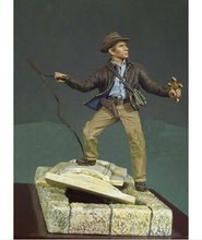 1/32 54mm Indiana Jones Harrison Ford Resin Kits Free Shipping 1 piece resin kit(China)