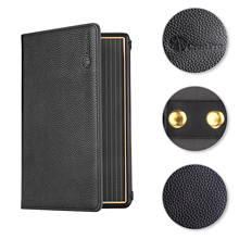 Black Flip Magnetic Slim Case Cover Bag for Marshall Stockwell Bluetooth Speaker(China)