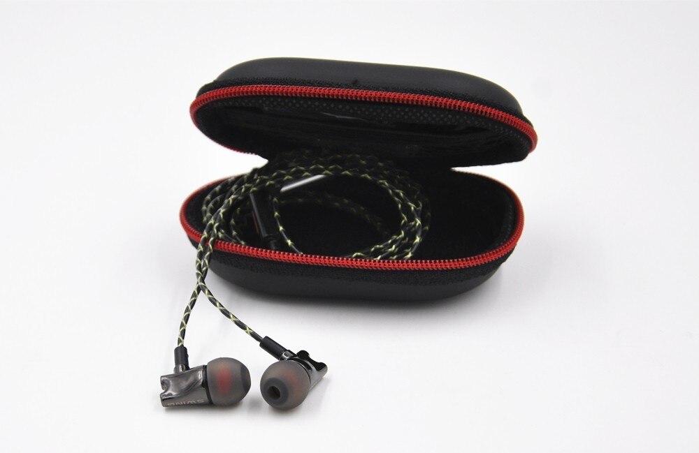 Wooeasy DIY IE800 Earbuds HiFi In-ear Ceramic Earphone Earbud Earbuds Wth Microphone Top Quality HiFi In-Ear Headset 31