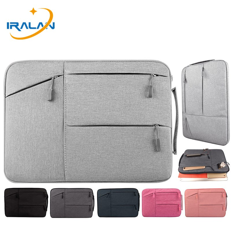 Notebook Bags Laptop Sleeve 11 12 13.3 14 15.6 Inch Waterproof Mac Book Air Pro