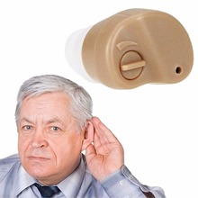 Hot sale! 1 Pc Digital Tone Hearing Aids New Best Aid Behind The Ear Sound Amplifier Adjustable