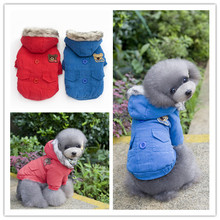 L-29 2016 New Design Pet Products Supplies Dog Clothes Wear Apparel T-shirt Hoodies Puppy Winter Autumn Coat Costumes 1PC