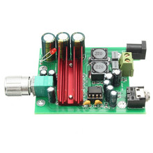 Buy TPA3116 100W Subwoofer Digital Power Amplifier Board TPA3116D2 Amplifiers NE5532 OPAMP 8-25V for $7.99 in AliExpress store
