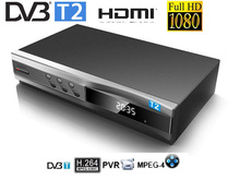 DVB-T2 receiver EPG Record Set Top Box Digital Video Broadcasting Terrestrial Receiver Full HD 1080P Digital H.264 MPEG4(China)