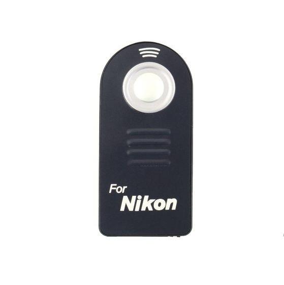 50PCS/LOT IR Wireless Remote Control Controller for Nikon D3200 D5100 D7000 D90<br><br>Aliexpress