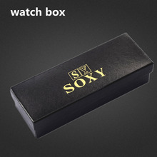 Original watch box, for watch protection covers, gift package----soxy box