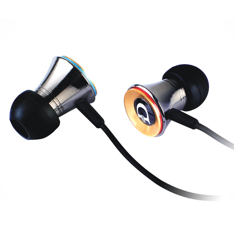 DUNU DN-12 DN12 T*rident Metal Full Range Noise-Isolation In-Ear Earphones<br>
