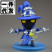 NEW hot 8cm The Tiny Master of Evil  Veigar action figure toys collection doll Christmas gift no box