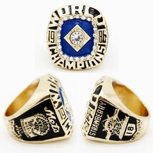 Promotion Price for Replica Newest Design 1986 New York Mets World Series  Championship Ring Free Shipping