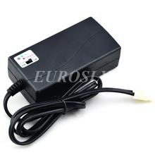 12V NiMh NiCd charger with tamiya plug for 6V ~ 12V 5S~10S cells NiMh NiCd battery packs, electric toy charger