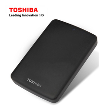 "TOSHIBA Canvio Basics USB 3.0 2.5"" SATA3 2TB 1TB 500GB Portable External Hard Disk Drive ABS Case HDD for Desktop Laptop(China)"