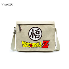 Dragon Ball Attack on Titan Naruto One Piece Gintama Sword Art Online Totoro Cavans Cosplay Shoulder Messenger Cross Body Bags