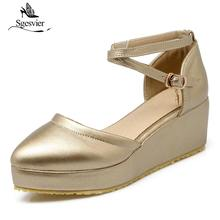 rosso Wedges Heel Promotion Shop for Promotional rosso Wedges Heel on