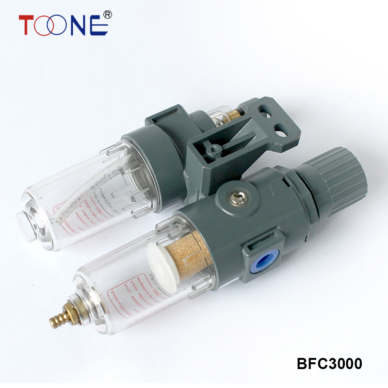 Air Pressure Regulator oil/Water Separator Filter Airbrush Compressor AFC2000 BFC3000 BFC4000<br>