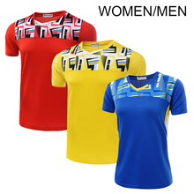 New Tennis shirt Men / Women , Table tennis shirt , Tennis shirt female/male , sports t-shirt 5052AB