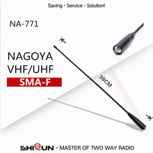 NEW Nagoya NA-771 Baofeng Antena for Mobile Radio High Gain Nagoya 771 Antenna VHF/UHF Dual Band Car Radio Transceiver NA-771(China)