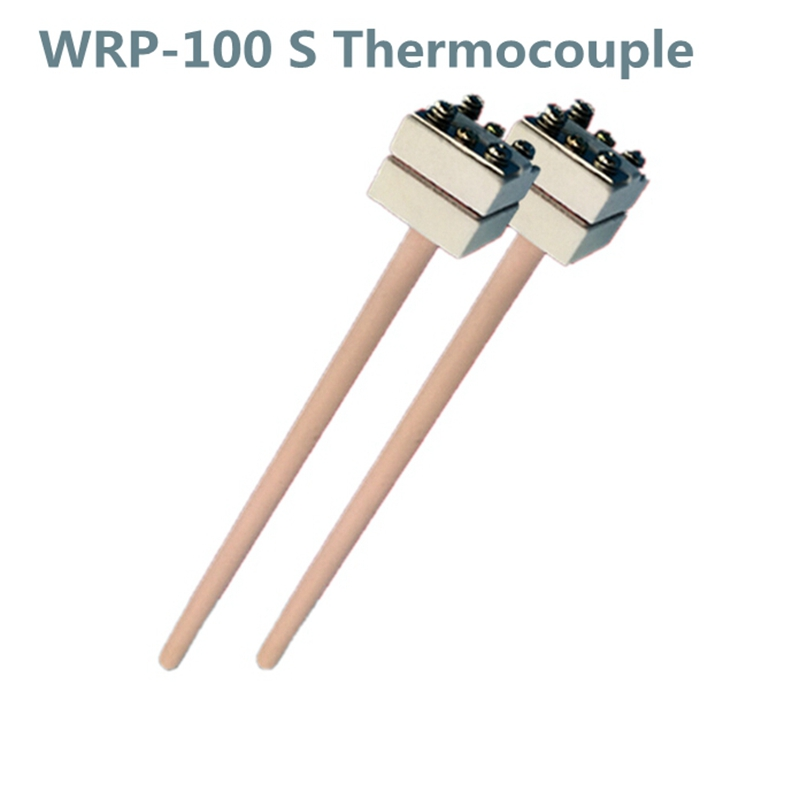 Best WRP-100 S Thermocouple Probe Head S Type Platinum and Rhodium Thermometer Temperature Sensor 0-1350 Degree<br><br>Aliexpress