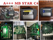 MB Star C4 SD Connect C4 newest 2017.09v mb star c4 software Multi language For Mercedes B-enz diagnostic tools By DHL Free Ship