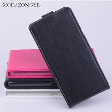 Brand Luxury PU Leather Case Cover For ZTE Blade HN V993W Case Cell Phone Case Open down/up Original Vertical Flip Back Cover(China)
