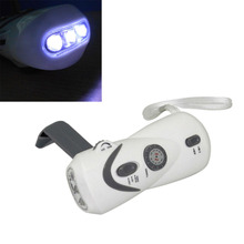 High Quality Crank Dynamo Emergency LED Flashlight FM/AM Radio Mobile Phone Charger for outdoorBest Price hot