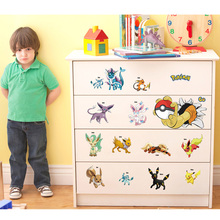 Classic Cartoon  Wall Stickers For Kids Rooms Home Decorations Wall Decals Stickes Poster Wall Art Children Poster Wholesale