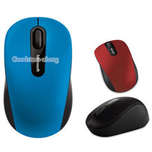 Original Microsoft 3600 Bluetooth 4.0 Mobile Mouse For Windows 10, 8.1, 8,Tablet Notebook(China)