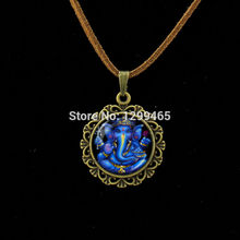 2017 Sale Real Maxi Necklace Collares Collier Lord Shiva Geneisha Necklace Indian Jewelry Pendant Hinduism Pulseras Zen L 588