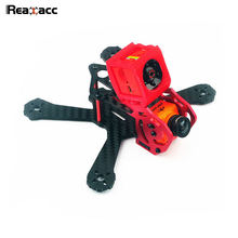 Original Realacc Venom125 125mm Carbon Fiber Frame Kit For RC Quadcopter Models Motor ESC With 3D-Printed TPU SQ11 Mount Holder