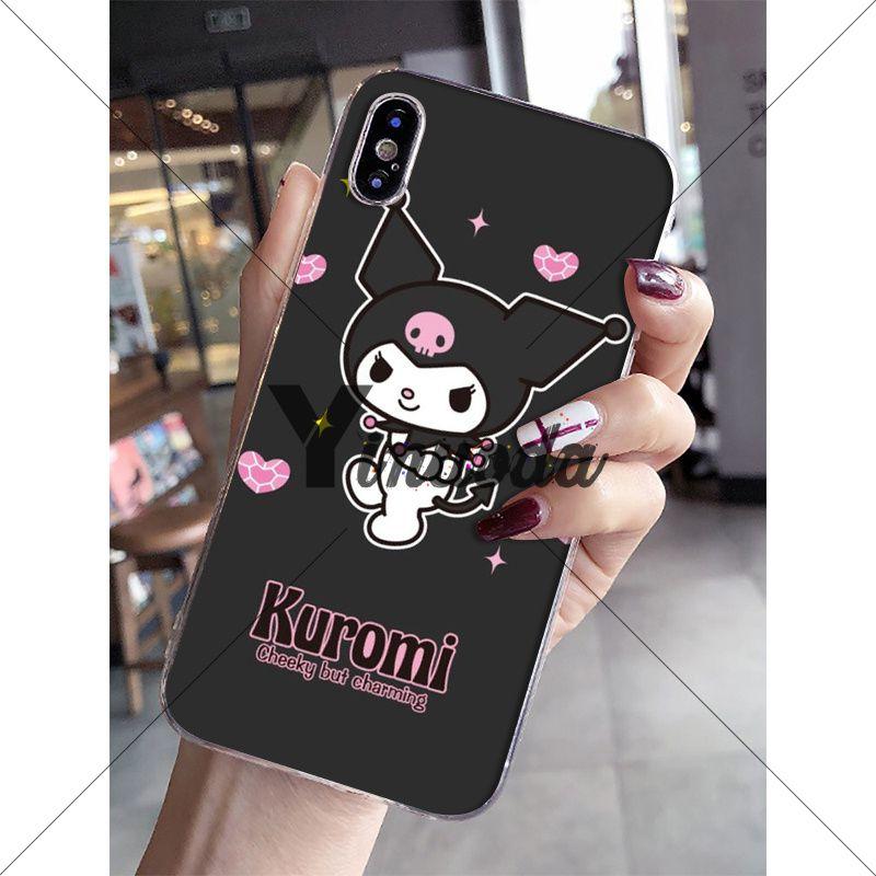 Kuromi Colorful Cute