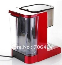 New design semi-automatic cappuccino coffee maker espresso coffee machine pod coffee machine with steaming foaming milk