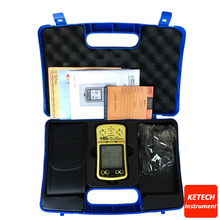 AS8900 Handheld Gas Detector Oxygen O2 Hydrothion H2S Carbon Monoxide CO Combustible Gas Analyzer 4 in 1