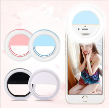Buy Selfie Ring Mirror Makeup Case HomTom HT20 Pro HT30 HT37 HT10 HT16 Pro LED Light Flash UP Android Mobile Phone Cover for $3.74 in AliExpress store