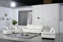 leather sofa set / home furniture /design leather living room set 0411