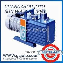 GUANGZHOU Double Stage Stainless Steel Rotary-Vane Electric Vacuum Pump China 2XZ-6B