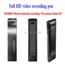 Full HD 1080P video recording pen and motion detection video and rotation camera and side edge record 8GB(China)