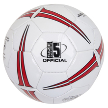 Club Football Soccer Ball PVC Official Match Size 5 Team Outdoor Sports Training(China)