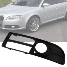 For Audi A4 2.0L S4 Cabriolet Lower Grill Fog Lamp Cover Bumper Grille 8E0 807 681 F Left Side