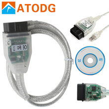 MINI VCI forTOYOTA Single Cable V12.10.019 with FTDI FT232RL Chip for toyota MINI VCI j2534 For TIS Techstream supports TIS OEM(China)